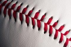 Extreme Close Up Baseball Stock Photos