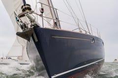 Sailing Boat Yacht stock photos