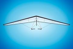 Extreme Closeup Hang Gliding Stock Photos