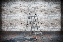 Extreme Closeup Ladder Stock Photos