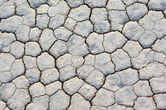 Free Extreme Closeup Of Dry And Cracked Mud Soil In Racetrack Playa I Royalty Free Stock Photo - 55119735