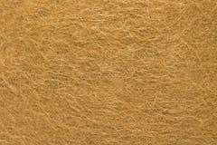 Extreme Closeup of warm felt surface Stock Image