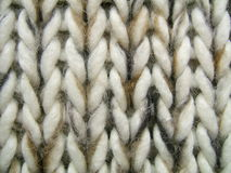 Extreme closeup wool texture Royalty Free Stock Image