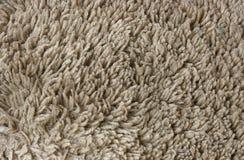 Extreme dichte omhooggaand van een tapijt Royalty-vrije Stock Afbeelding