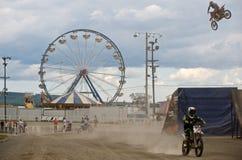 Extreme Dirt-biking Stock Photos
