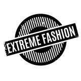Extreme Fashion rubber stamp Royalty Free Stock Image