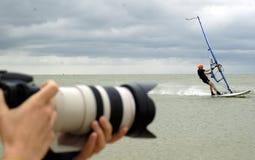 Extreme foto Royalty-vrije Stock Afbeeldingen