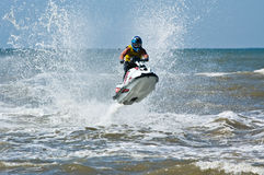 Extreme Jet-ski Watersports Stock Images