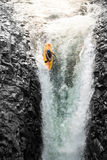 Extreme Kayaking In Ecuador Stock Photos