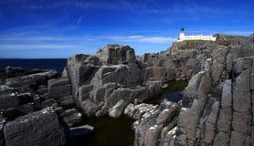 Extreme Lighthouse Royalty Free Stock Photography