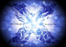 Extreme logo stock illustration
