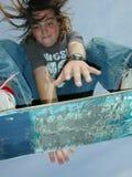 Extreme Lucht Royalty-vrije Stock Afbeeldingen