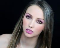 Extreme Makeup Royalty Free Stock Image