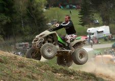 Extreme motorbike Royalty Free Stock Photography