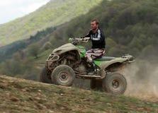 Extreme motorbike stock photos