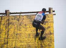Extreme obstacle race Royalty Free Stock Photo