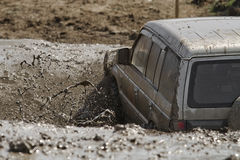 Extreme Off-road Stock Image