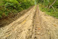 Free Extreme Off Road 4x4 Way. Stock Images - 45406754