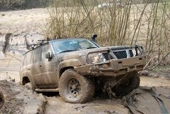 Extreme Offroad Stock Images