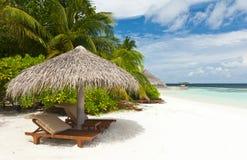 Extreme paradise Stock Photography