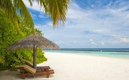 Extreme paradise Stock Image