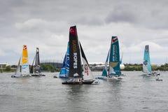Extreme Sailing Royalty Free Stock Image