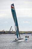 Extreme Sailing Royalty Free Stock Photo