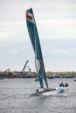 Extreme Sailing Royalty Free Stock Photo