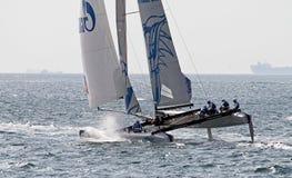 Extreme Sailing 2015 Istanbul Stock Image