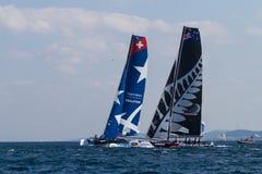 Extreme Sailing Series Stock Photos