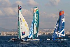 Extreme Sailing Series Royalty Free Stock Photos