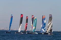 Extreme Sailing Series Royalty Free Stock Photo
