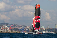 Extreme Sailing Series Royalty Free Stock Images