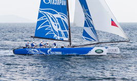 Extreme Sailing Series Royalty Free Stock Image