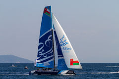 Extreme Sailing Series Stock Image