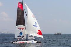 Extreme Sailing Series Stock Photo