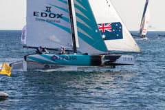 Extreme Sailing Series Royalty Free Stock Photos