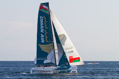 Extreme Sailing Series Stock Photography
