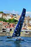 Extreme Sailing Series Porto July 2012 Stock Photos