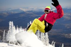 Extreme sport Stock Photography