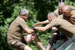 Free Extreme Sport Challenge Men Stock Photo - 74105440