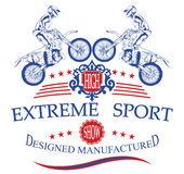 Extreme sport Royalty Free Stock Photos