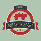 Extreme sport Royalty Free Stock Photos