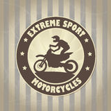 Extreme sport Royalty Free Stock Image