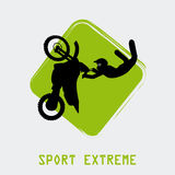 Extreme sport Royalty Free Stock Photography