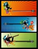Extreme sportenvector Stock Fotografie