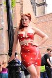 Extreme street fashion stock photos