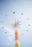 Extreme swings stock photos