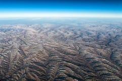 Extreme terrains Stock Photo