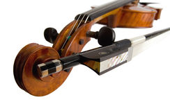 Extreme Violin Royalty Free Stock Photography